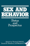Sex and Behavior
