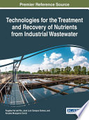 Technologies For The Treatment And Recovery Of Nutrients From Industrial Wastewater book