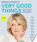 Martha Stewart S Very Good Things
