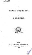 Le livre mignard  ou La fleur des fabliaux