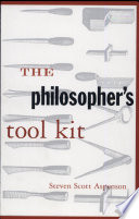 The Philosopher s Tool Kit
