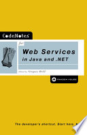 Codenotes For Web Services In Java And Net
