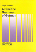 A Practice Grammar of German