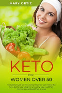 Keto For Women Over 50