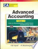 Adv Acctg Vol 1  For Ca Pcc
