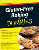 Gluten Free Baking For Dummies