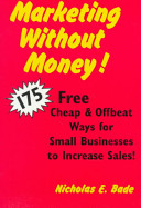 Marketing Without Money