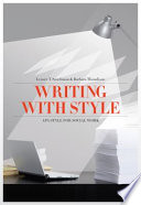 Writing with Style  APA Style for Social Work