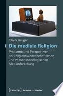 Die mediale Religion