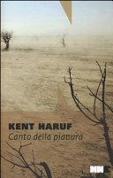 Canto della pianura  Trilogia della pianura