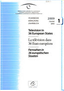 Film  Television and Video in Europe 2009