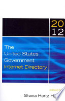 The United States Government Internet Directory 2012