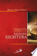 Introducción General a la Sagrada Escritura