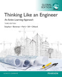 Thinking Like an Engineer  Global Edition Edition Is Specifically Designed To