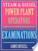 Steam   Diesel Power Plant Operators Exams