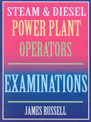 Steam & Diesel Power Plant Operators Exams