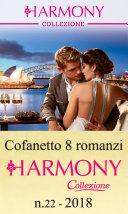Cofanetto 8 romanzi Harmony Collezione   22