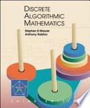 Discrete Algorithmic Mathematics  Third Edition