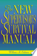The New Supervisor S Survival Manual