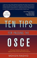 Ten Tips for Passing the OSCE