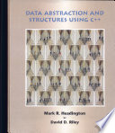 Data Abstraction and Structures Using C