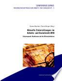 Aktuelle Entwicklungen im Arbeits- und Sozialrecht 2010