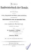 Neues Handw  rterbuch Der Chemie