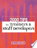 2000 Tips for Trainers and Staff Developers