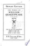 Life of William Shakespeare  by J  O  Halliwell Phillipps  Henry VI  pt  1 3