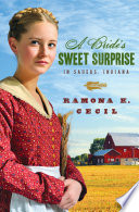 A Bride s Sweet Surprise in Sauers  Indiana