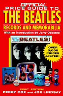 The Official Price Guide to the Beatles