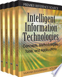 Intelligent Information Technologies Concepts Methodologies Tools And Applications