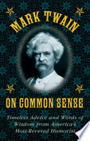 Mark Twain on Common Sense