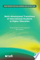 Multi dimensional Transitions of International Students to Higher Education