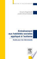 illustration du livre Entraînement aux habiletés sociales appliqué à l'autisme