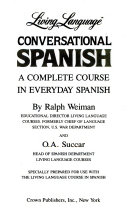 Living Language conversational Spanish