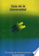 Guía de la universidad 1996