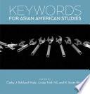 Keywords for Asian American Studies Book PDF