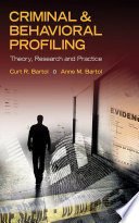 Criminal   Behavioral Profiling