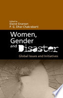 Women  Gender and Disaster