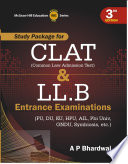 Study Package for CLAT   LLB