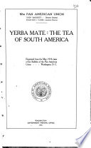 Yerba Mate  the Tea of South America