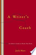 A Writer s Coach