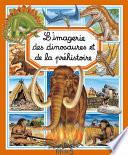 illustration L'imagerie des dinosaures et de la préhistoire