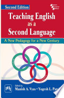 TEACHING ENGLISH AS A SECOND LANGUAGE  Second Edition