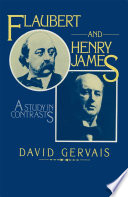 Flaubert and Henry James