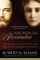 Nicholas and Alexandra Book Cover