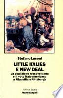 Little Italies e New Deal