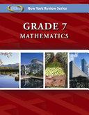 New York Review Series  Grade 7 Mathematics Review Workbook