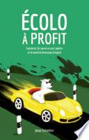 illustration du livre Ecolo à profit